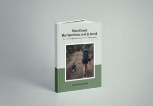 Handboek Backpacken met je hond_groen