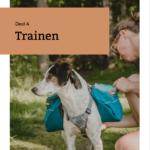 Handboek Backpacken met je hond deel 4 Trainen