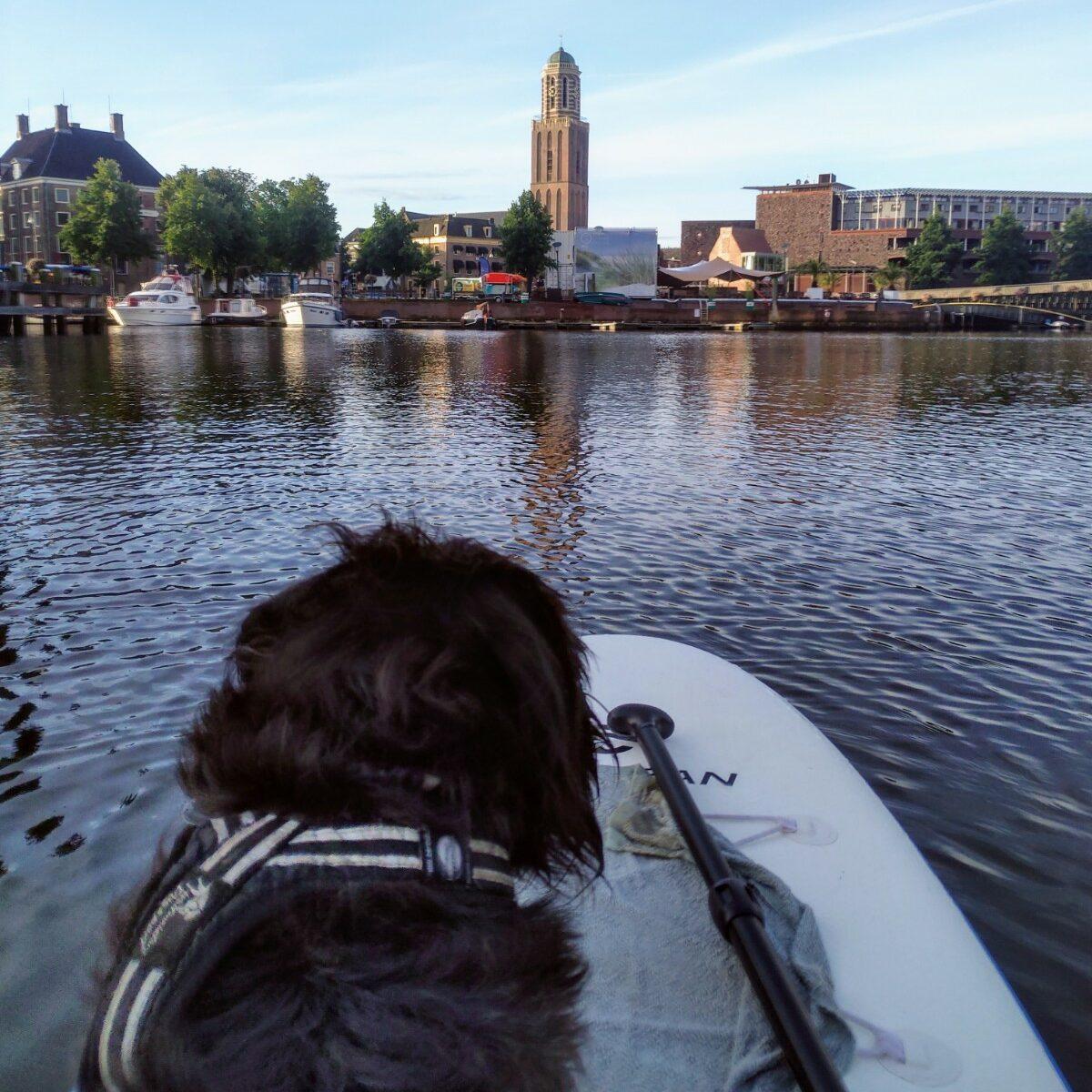Marloes en Saga_suppen met hond_4
