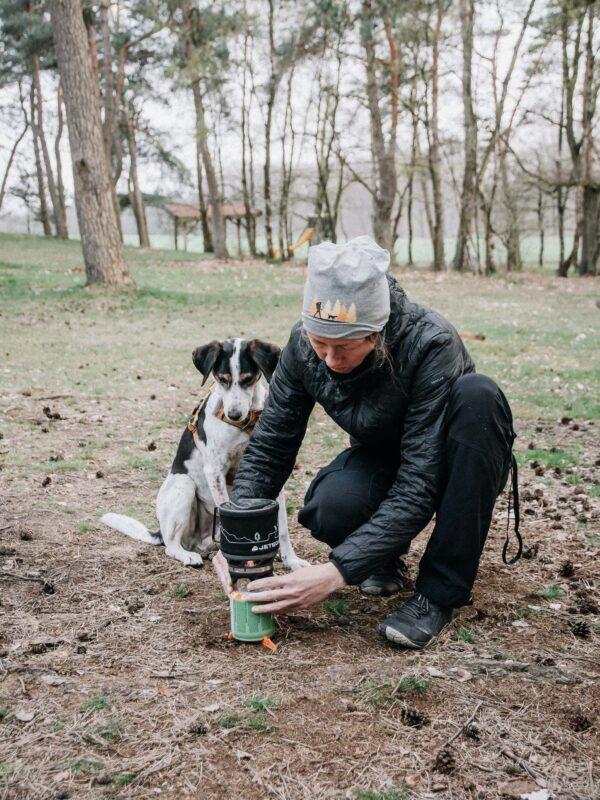 Laurie van Reizen met je hond